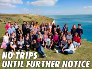 Trips around the UK for au pairs